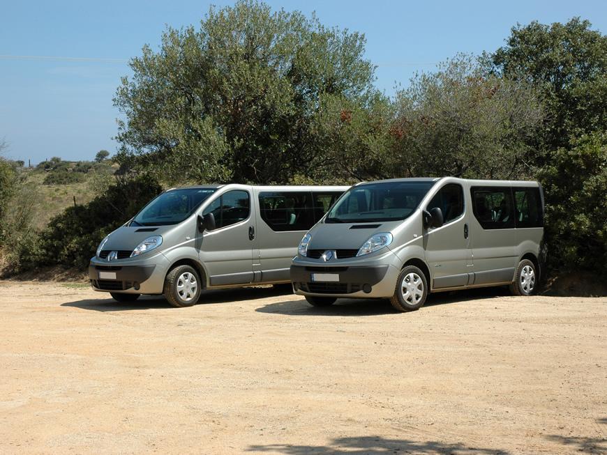 Микроавтобус для организации экскурсий в Черкассах