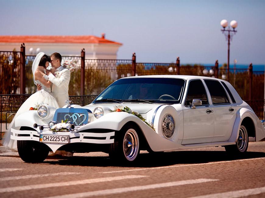 Авто для оренди на весілля в Черкасах